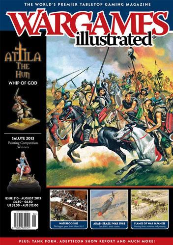 Wargames Illustrated Magazine #310