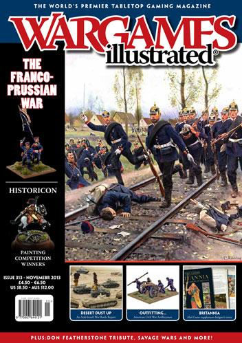 Wargames Illustrated Magazine #313