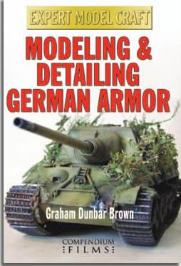 Expert Model Craft: Modelling and Detailing German Armour (DVD)