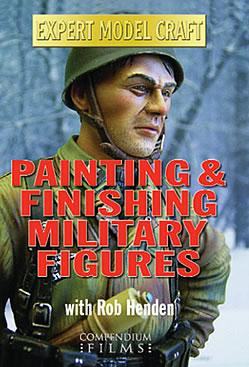 Expert Model Craft: Painting & Finishing Military Figures (DVD)