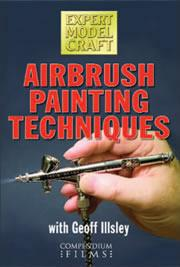 Expert Model Craft: Airbrush Painting Techniques (DVD)