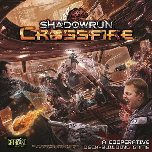Shadowrun: Crossfire DBG Core Game