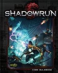 Shadowrun RPG 5th Edition: Core Rulebook