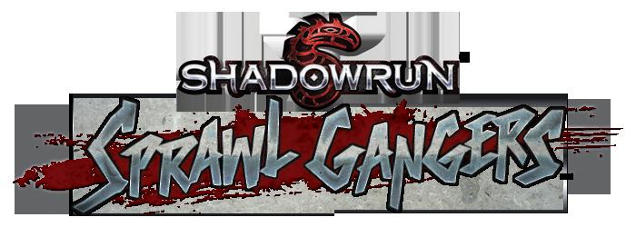 Shadowrun: Sprawl Gangers Miniature Game