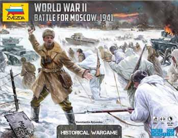 World War II: Battle for Moscow