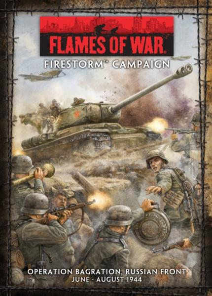 Flames of War: Operation Bagration