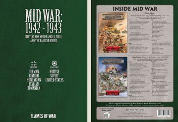 Flames of War: Mid War 1942 - 1943