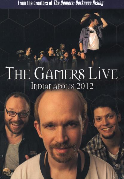 The Gamers Live (Indianapolis 2012) (DVD)