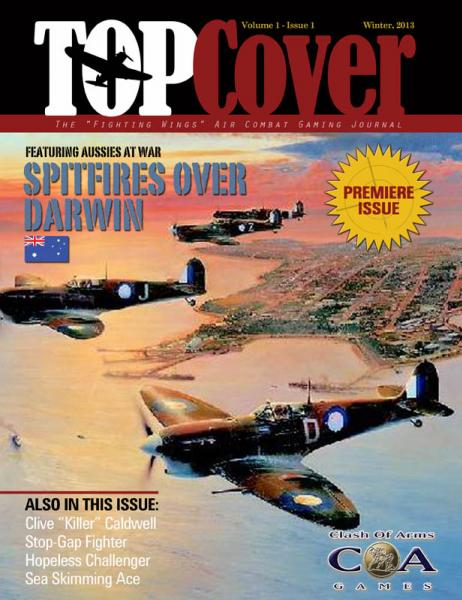 Top Cover: Fighting Wings Supplement #1