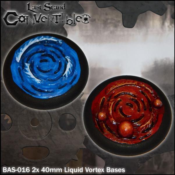 LSC Bases: 40mm Liquid Vortex Bases (2)