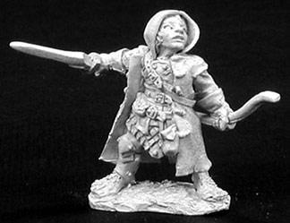 Dark Heaven: Woody Stumpwimple, Halfling Ranger