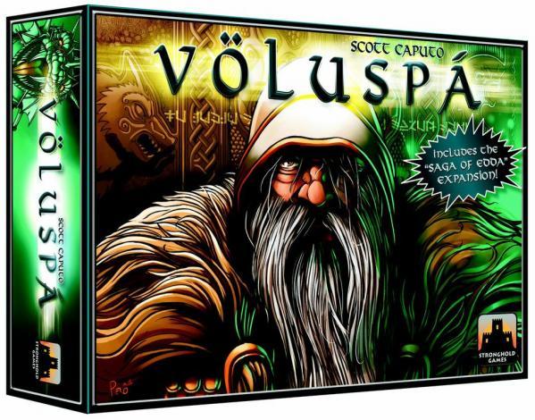 Voluspa: Core Game