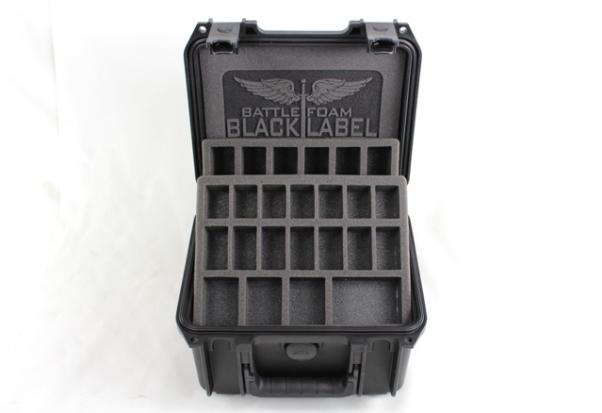 Battle Foam: Black Label X-4 Case [Standard Load Out]