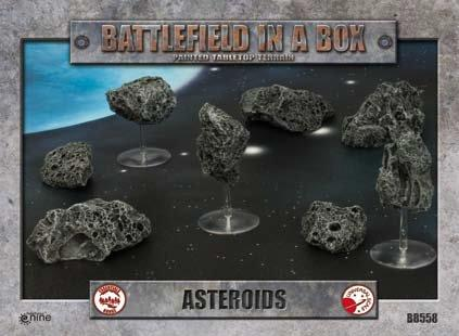Battlefield in a Box: Space Asteroids (8)