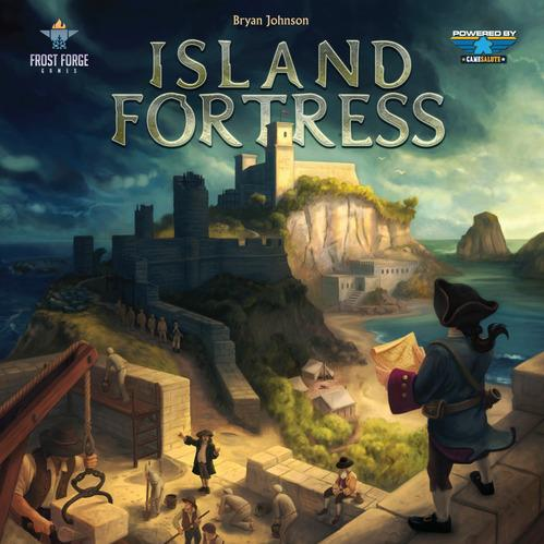 Island Fortress: Core Game