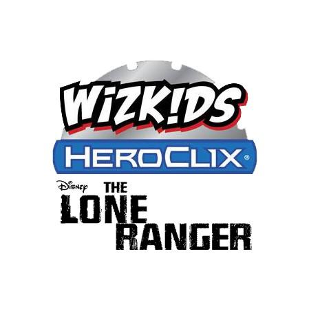 The Lone Ranger HeroClix: Single Blind Figure (1)