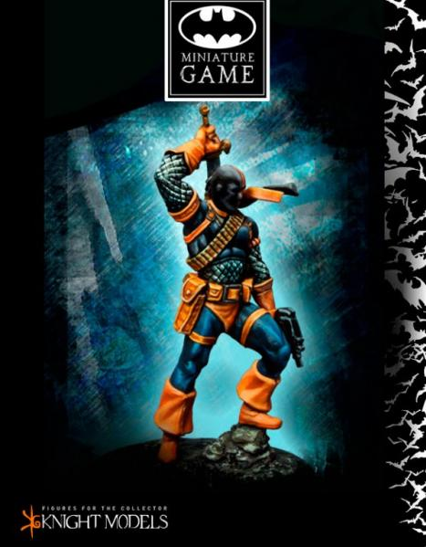 Batman Miniature Game: Deathstroke (BMG)