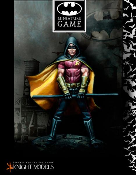 Batman Miniature Game: Robin (Arkham City)