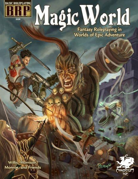 Magic World RPG: Core Rulebook