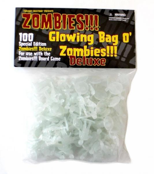 Glowing Bag O' Zombie Deluxe