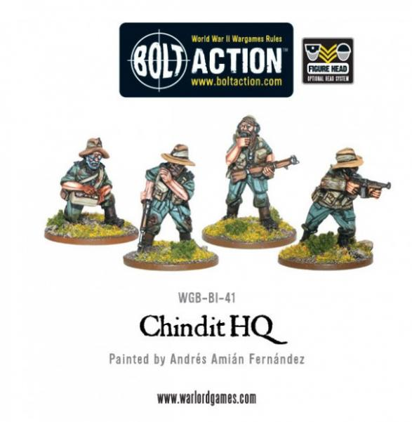 Bolt Action: Chindit Command