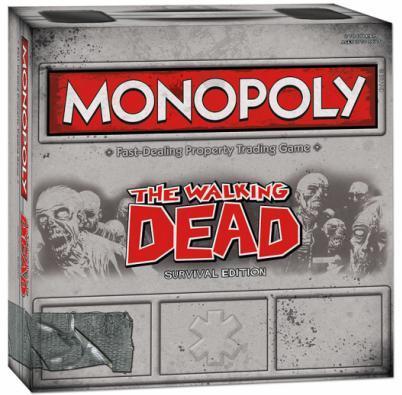 Monopoly: Walking Dead Survival Edition