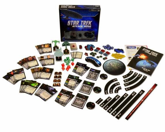 Star Trek Attack Wing: Core Game