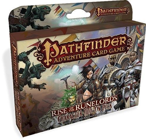 Pathfinder Adventure Card Game: Rise of the Runelords Character Add-On Deck (PACG)