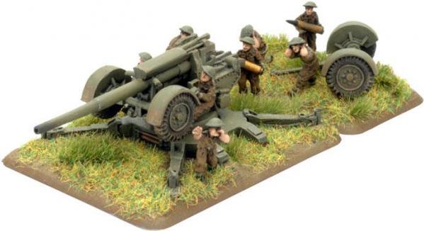 Flames of War: OQF 3.7inch Anti-aircraft gun