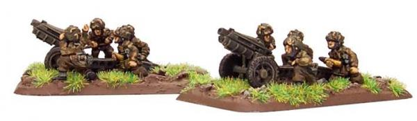 Flames of War: M1A1 75mm pack howitzer