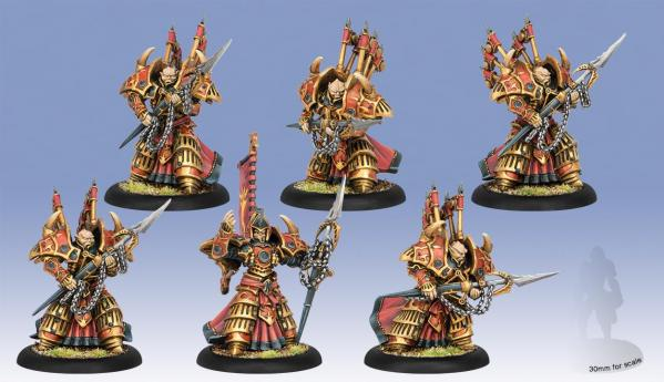 (Skorne) Cataphract Arcuarii Unit (6)