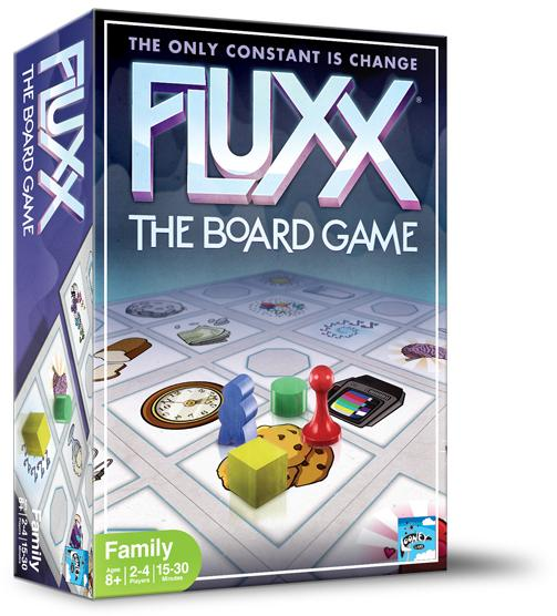 Fluxx: The Board Game!