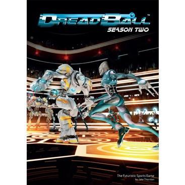 DreadBall: Season 2 Rulebook