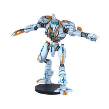 DreadBall - MVP: 'Firewall' Robot