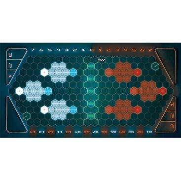DreadBall: Dreadball MDF Pitch Game Board