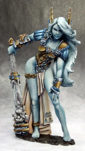 Dark Heaven Bones: Yephima, Female Cloud Giant