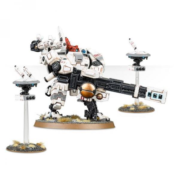 WH40K: TXV88 Broadside Battlesuit