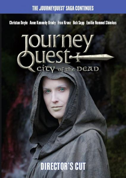 JourneyQuest: City of the Dead DVD (Director's Cut)