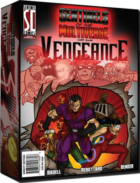 Sentinels Of The Multiverse: Vengeance (Expansion)
