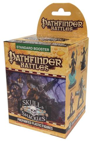 Pathfinder Battles: Skull & Shackles Standard Booster (1)