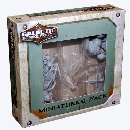 Galactic Strike Force: Miniatures Pack (15)