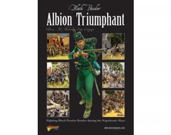 Black Powder (Napoleonic Wars): Albion Triumphant, Part 2 - The Hundred Days Campaign