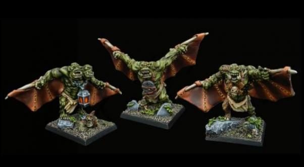 Drakskull's Menace: Winged Abominations