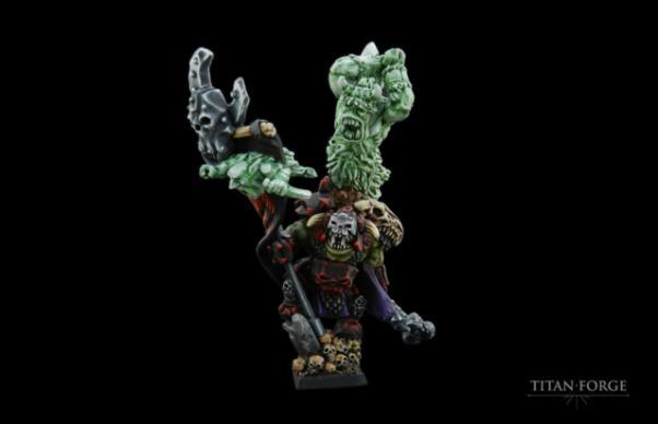 Drakskull's Menace: Burtz the Ghostcaller