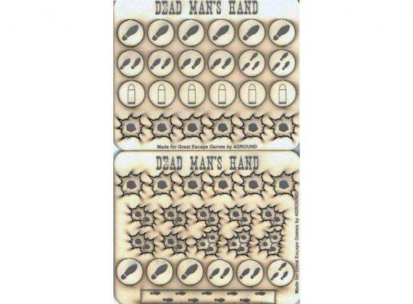 Dead Man's Hand: DMH Essential Game Markers