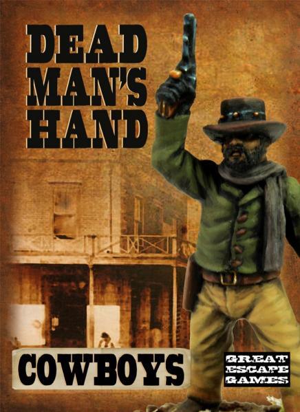 Dead Man's Hand: Cowboys