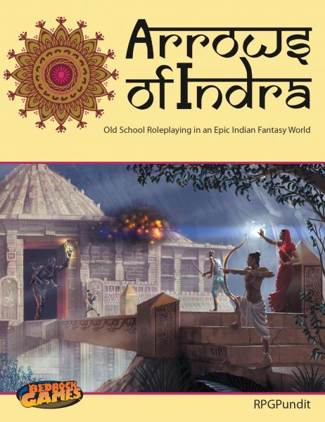 Arrows of Indra: The Indian RPG Epic
