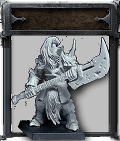 Avatars of War: Harbinger of Pestilence with Great Weapon
