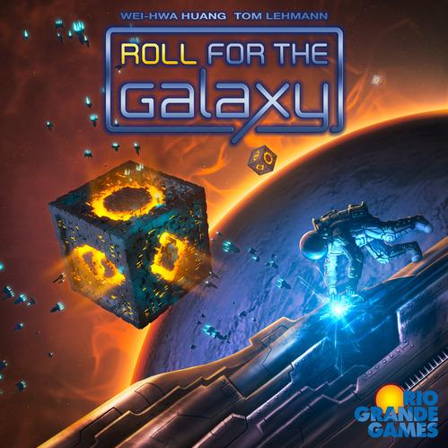 Roll for the Galaxy: Core Game