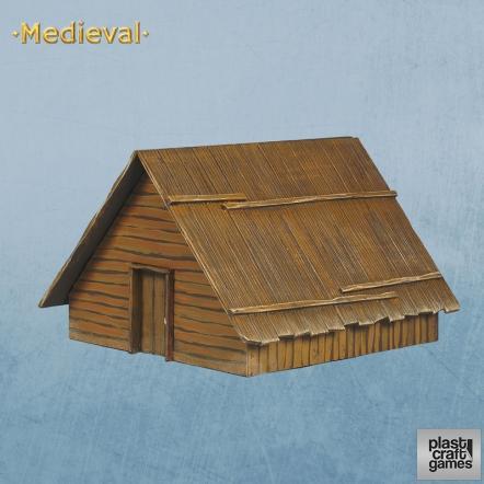 28mm Medieval: Medieval Hut